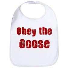 Obey the Goose Bib