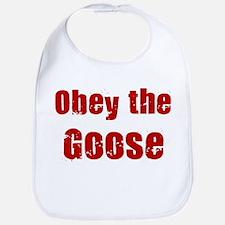 Obey the Goose Bib