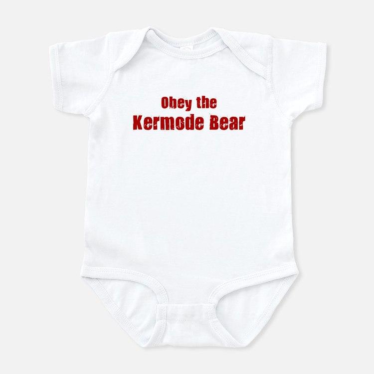 Obey the Kermode Bear Infant Bodysuit