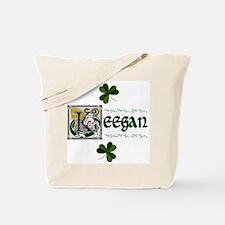 Keegan Celtic Dragon Tote Bag