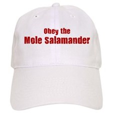 Obey the Mole Salamander Baseball Cap
