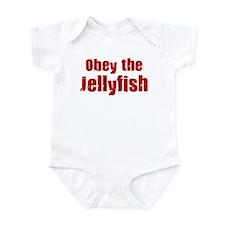 Obey the Jellyfish Infant Bodysuit