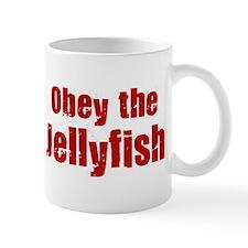 Obey the Jellyfish Mug