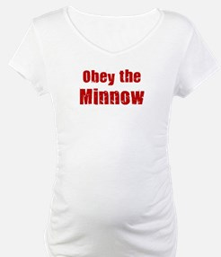 Obey the Minnow Shirt