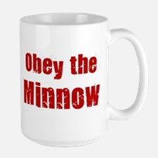 Obey the Minnow Mug