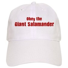 Obey the Giant Salamander Baseball Cap