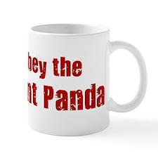 Obey the Giant Panda Mug