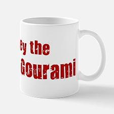 Obey the Giant Gourami Mug