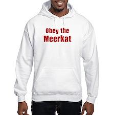 Obey the Meerkat Jumper Hoody