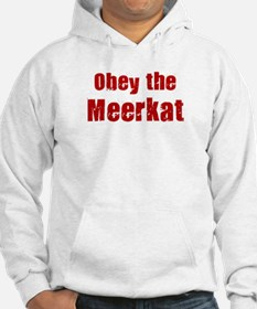 Obey the Meerkat Jumper Hoody