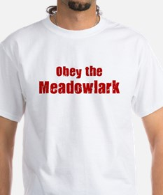 Obey the Meadowlark Shirt
