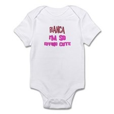 Bianca - So Effing Cute Infant Bodysuit