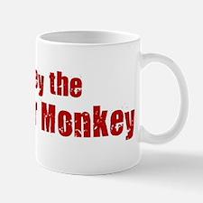 Obey the Howler Monkey Mug