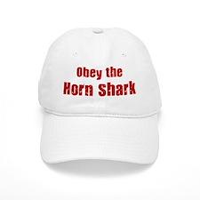Obey the Horn Shark Baseball Cap