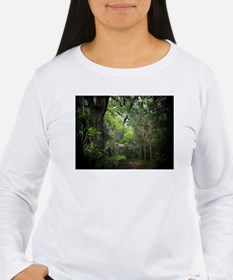 Chris Crowley's Women's Long Sleeve T-Sugar Mill
