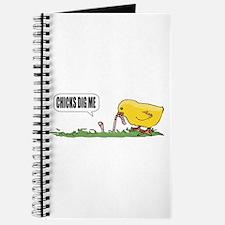 Chicks Dig Me Journal
