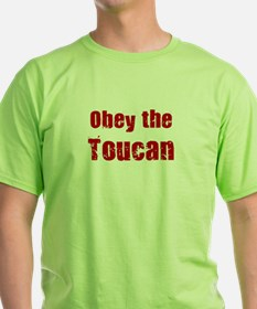 Obey the Toucan T-Shirt
