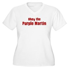 Obey the Purple Martin T-Shirt