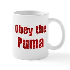 Obey the Puma Mug
