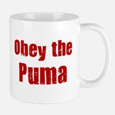 Obey the Puma Small Small Mug
