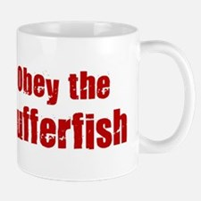 Obey the Pufferfish Mug