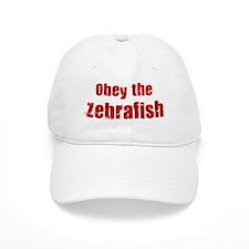 Obey the Zebrafish Baseball Cap