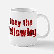 Obey the Yellowleg Mug