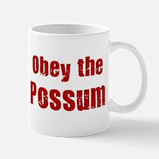 Obey the Possum Mug