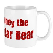 Obey the Polar Bear Mug