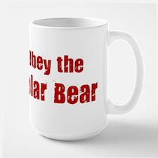 Obey the Polar Bear Mug