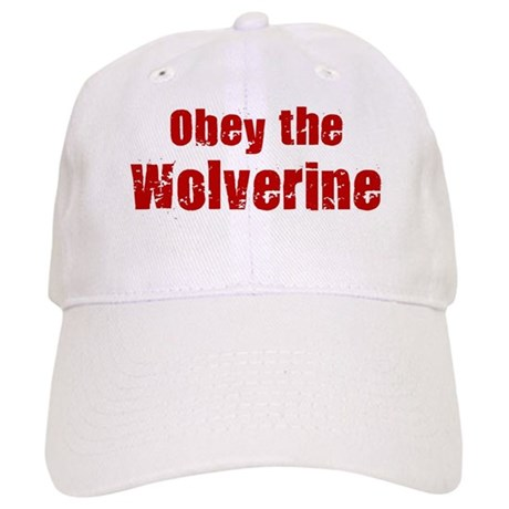Obey the Wolverine Cap