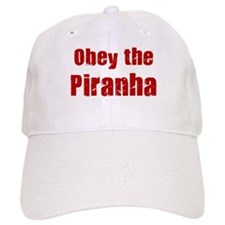 Obey the Piranha Baseball Cap