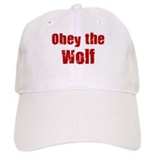 Obey the Wolf Cap