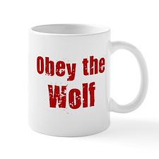 Obey the Wolf Mug