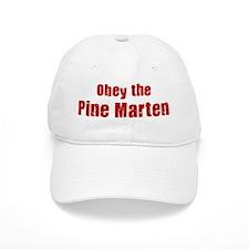 Obey the Pine Marten Baseball Cap