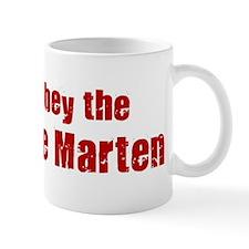 Obey the Pine Marten Mug
