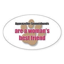 Appenzeller Sennenhunds woman's best friend Sticke