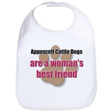 Appenzell Cattle Dogs woman's best friend Bib