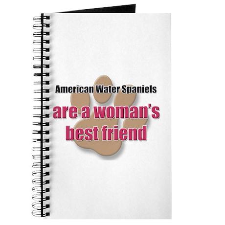 American Water Spaniels woman's best friend Journa