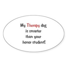 My Therapy is smarter.... Decal