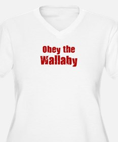 Obey the Wallaby T-Shirt
