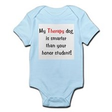 My Therapy is smarter.... Infant Bodysuit