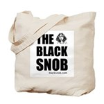"The Black Snob ""Logo Girl"" Tote Bag"