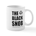 "The Black Snob ""Logo Girl"" Mug"