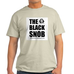 "The Black Snob ""Logo Girl"" T-Shirt"