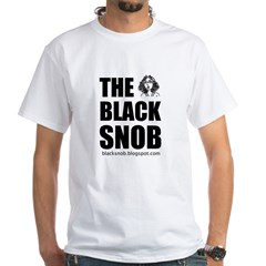 "The Black Snob ""Logo Girl"" Shirt"