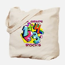 Numbers 4th Grade Tote Bag