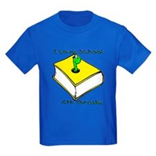 Bookworm 4th Grade T