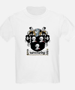 Kennedy Coat of Arms Kids T-Shirt