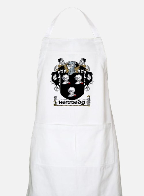 Kennedy Coat of Arms Chef's Apron